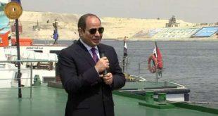 مياه النيل خط أحمر رسالة قوية من الرئيس