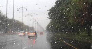 أمطار متوسطة على الوجه البحري