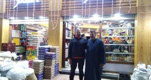 في عطارة المعز يجتمع العملاقان أحمد عبدالمعز وحسام نيل