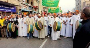 الغاء موكب الطرق الصوفية لرؤية هلال رمضان