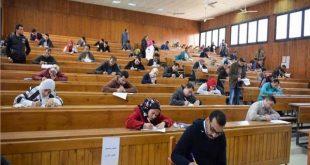 الأعلى للجامعات يرد على حقيقة إيقاف الدارسة والغاء الإمتحانات