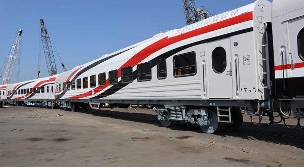 السكة الحديد: وصول 52 عربة سكة حديد إلى ميناء الإسكندرية