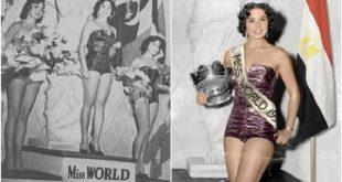 تعرف على أول ملكة جمال مصرية
