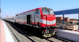 السكة الحديد تسير قطارات جديدة القاهرة- مطروح