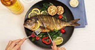 فائدةتناول السمك ٥ مرات فى الأسبوع