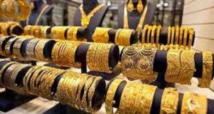 استقرار أسعار الذهب في تعاملات اليوم