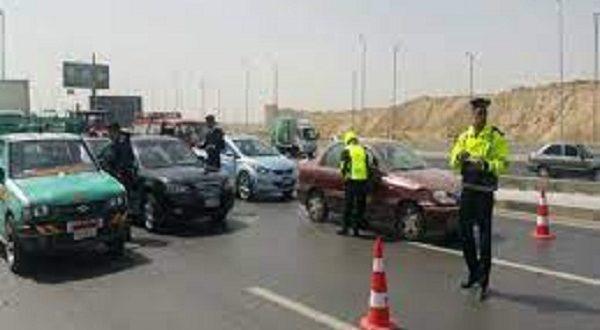 ١٣ مخالفة والغرامات تصل لـ٥ آلاف جنيه في قانون المرور الجديد