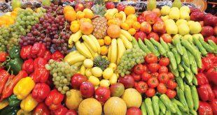 تباين أسعار الفاكهة في سوق الجملة اليوم الإثنين
