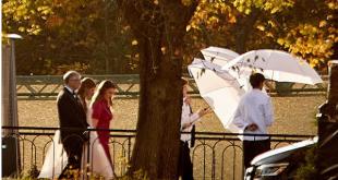 زفاف جينفر جيتس ونايل نصار الإسلامي يتصدر التريند