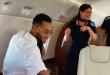 محمد رمضان يتصدر التريند مرة أخرى ورقصاته مع مضيفة،
